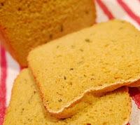 Pão de Mandioquinha e Curry