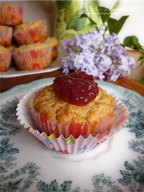 Almás muffin zablisztből és egy finom laktató Paleo reggeli!