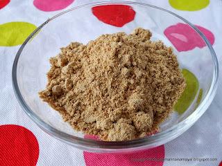 Araithuvitta-Kuzhambu-Powder