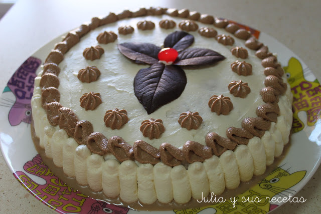 TARTA 3 LECHES CHOCOLATEADA