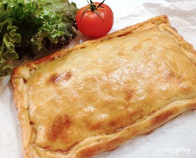 Empanada galega de atum