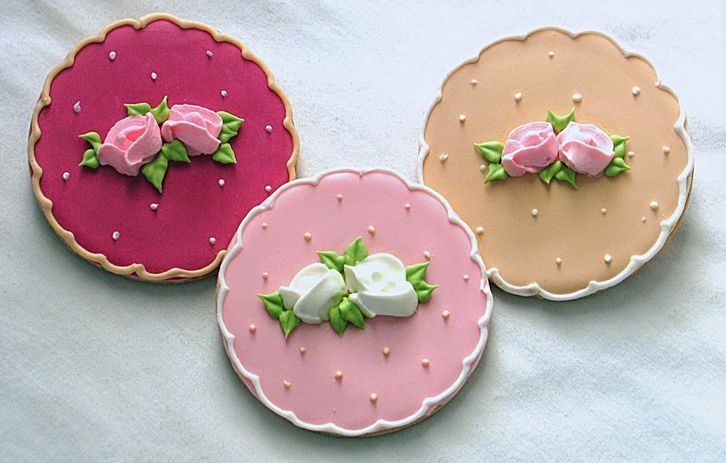 Como decorar biscoitos com glacê real
