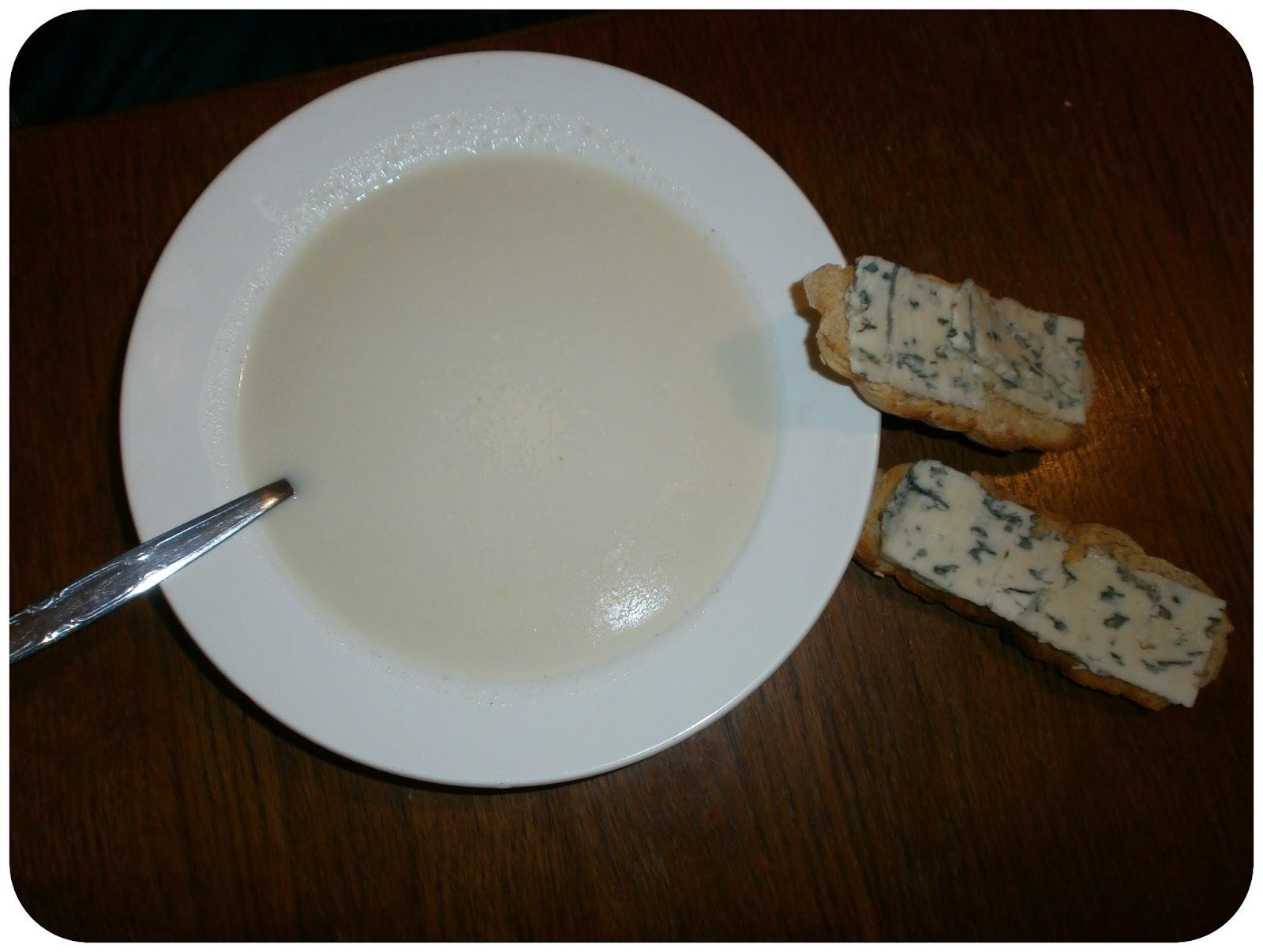 cesnacka polievka