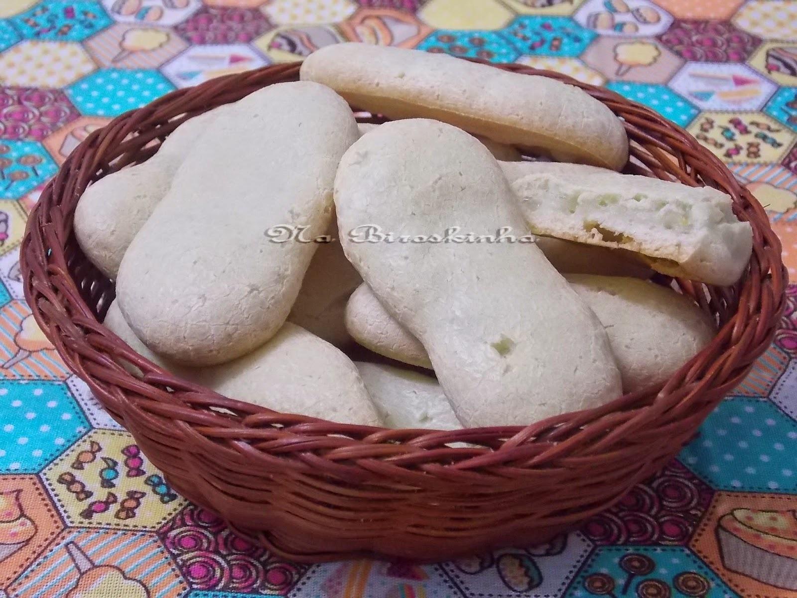Biscoitos Papa Ovo