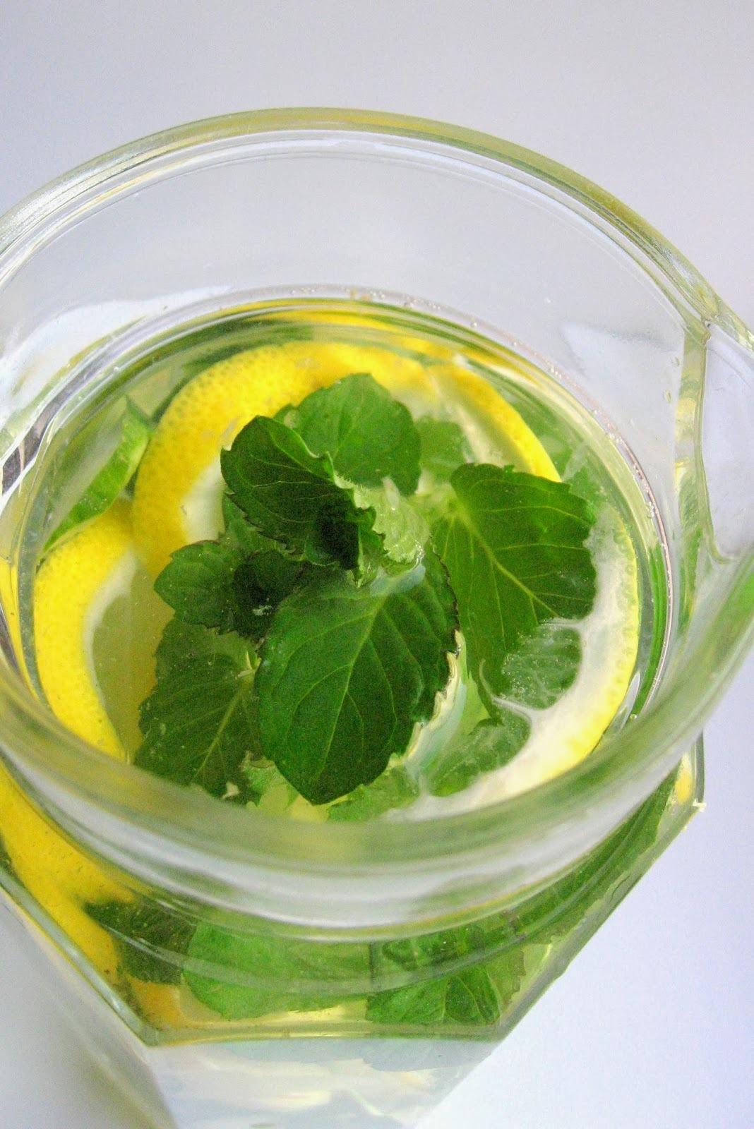 citromfű limonádé