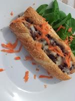 Sanduíche de Queijo e Mignon