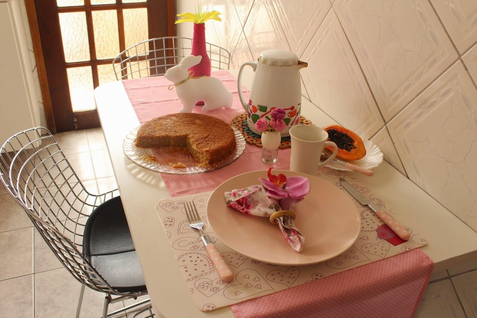 como decorar mesa de chocolate para café da manhã