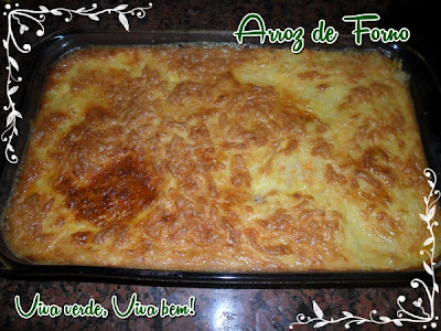 Receita do Dia: Arroz de forno super prático