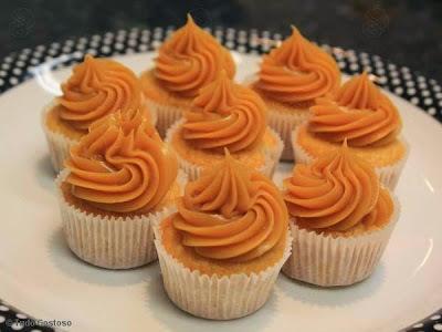 Cupcake de Doce de Leite