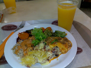 Fatto a Forno: almoço no domingo