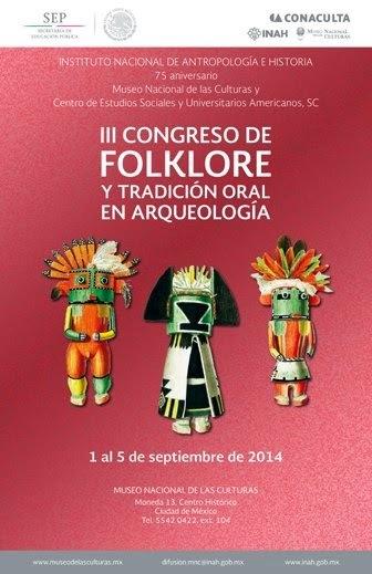 Congreso de Folklore y Tradición Oral en Arqueología