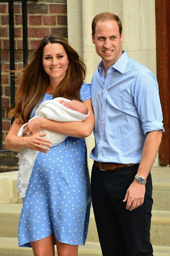 One Royal Baby Coming Right Up.