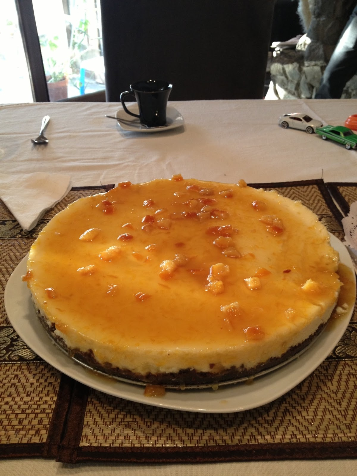 Mi mejor Cheesecake: Citrico
