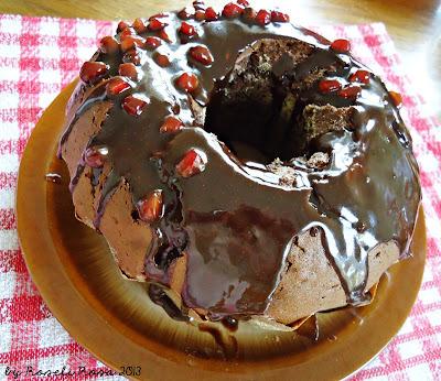 bolo de chocolate com massa pronta dona benta