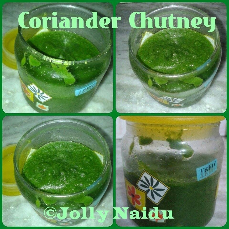 Coriander Chutney | Dhaniya ki Chutney