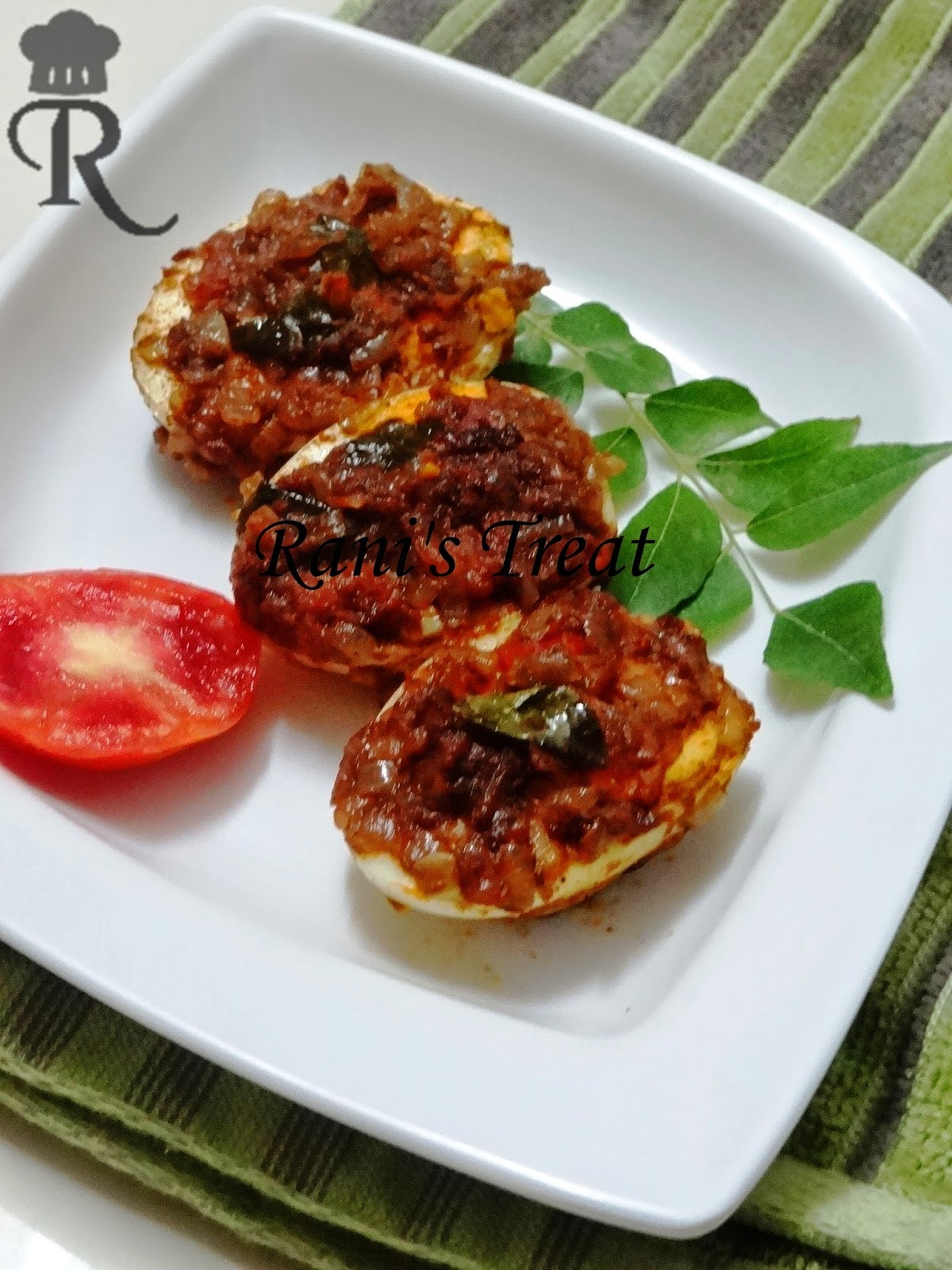 Spicy Egg Fry | Muttai Varuval | ஈஸி முட்டை வறுவல்