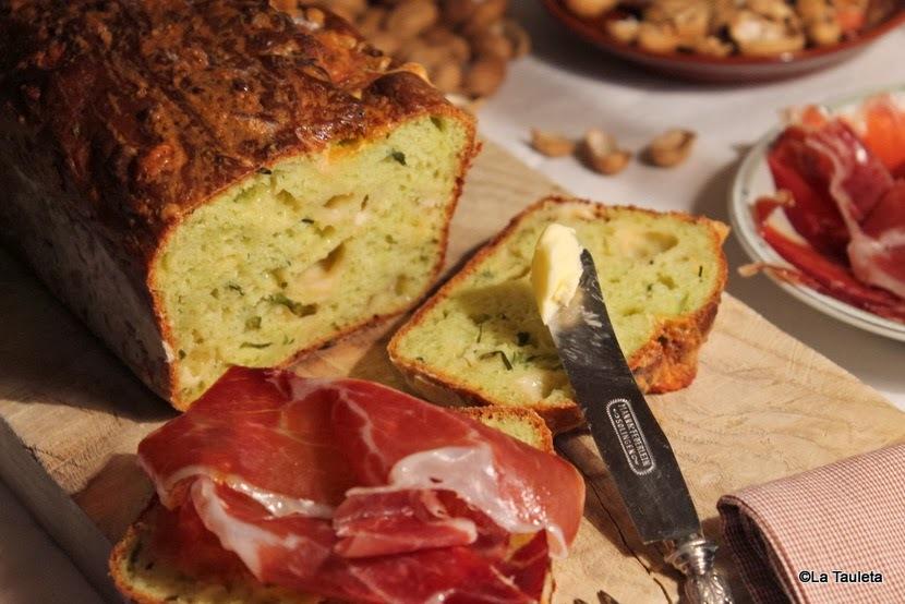 Pan Italiano de Queso y Cebollino o Pan de Oso