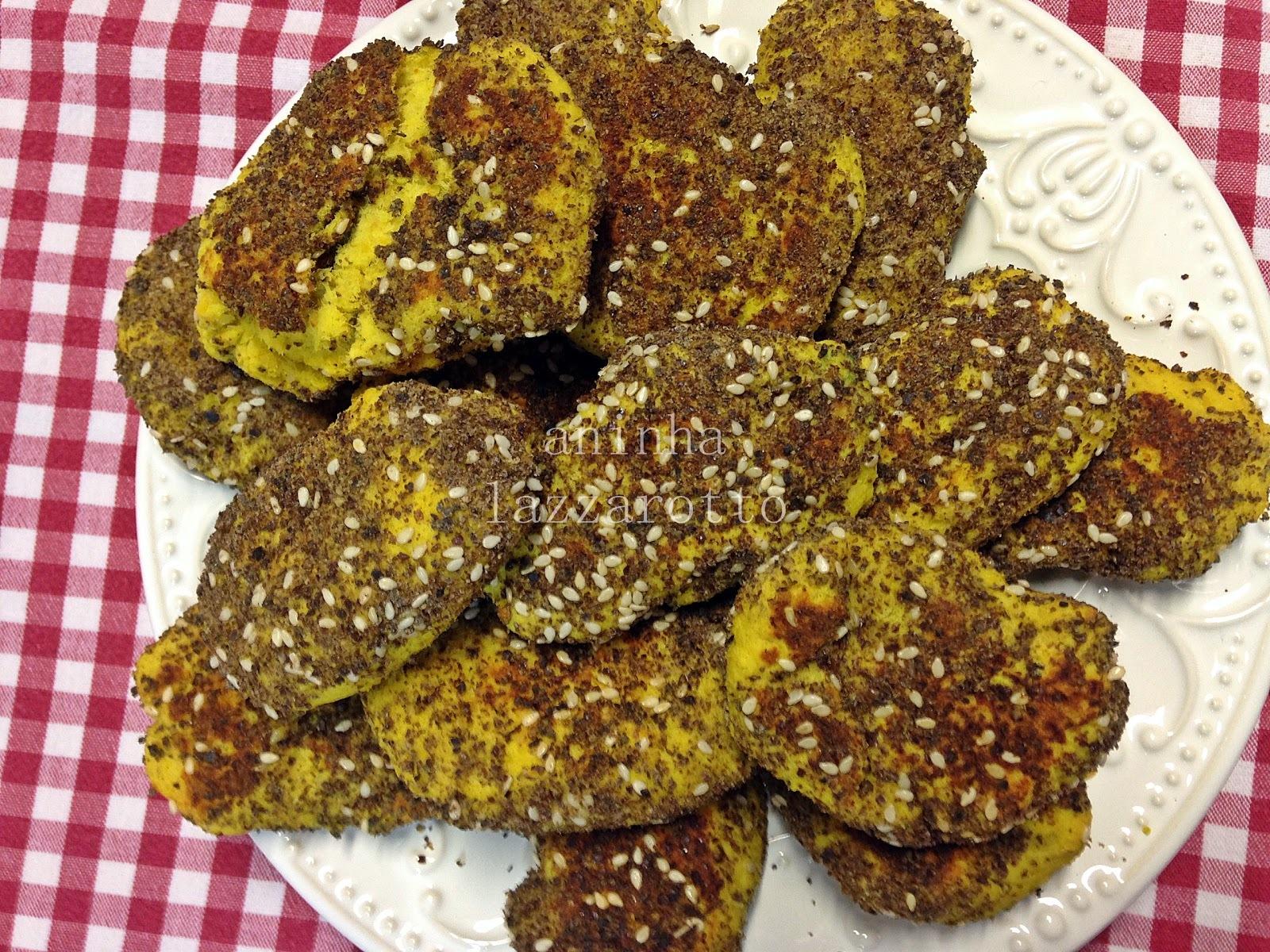 Nuggets Saudáveis de Frango e Grão de Bico - descobrindo sabores!