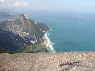 Rio DE JANEIRO - PEDRA DA GÁVEA
