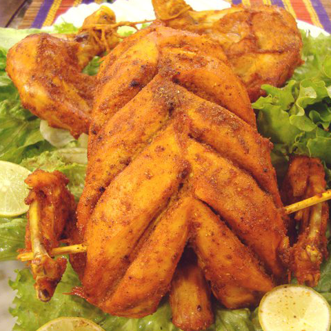 Chicken Chargha recipe