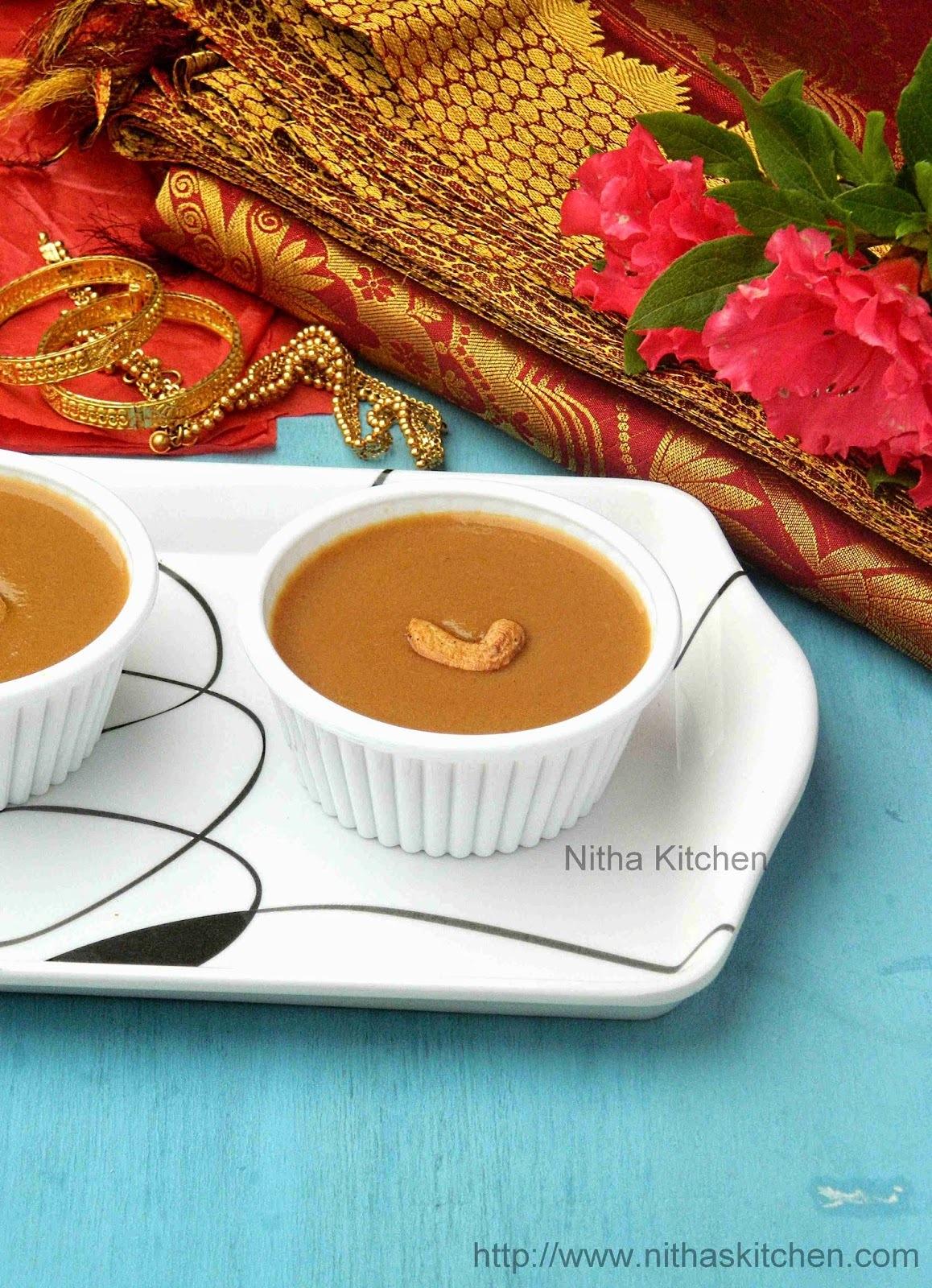 Mango Aval Payasam | Mango Poha Kheer