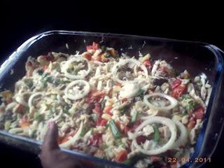 salada nobre de bacalhau