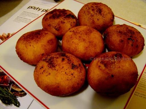 Suji Kakara Pitha (Odisha Special)