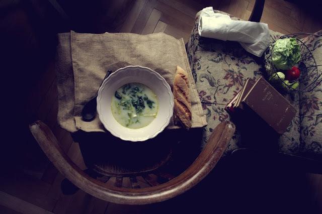Nostalgia recepty : Šalátová polievka