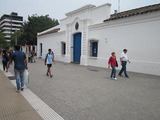 San Miguel de Tucumán I:  La gran ciudad en el noroeste argentino