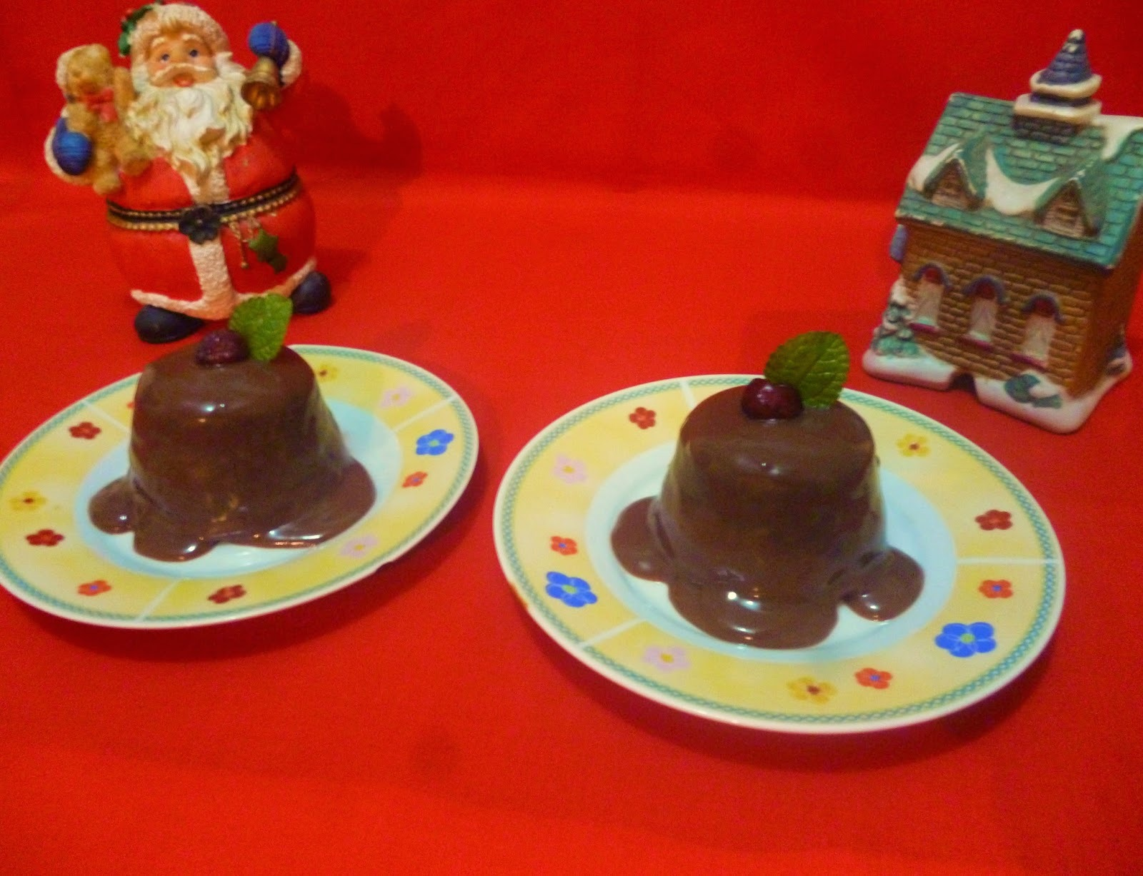 Timbales navideños