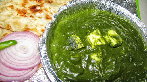 Palak Paneer-Spinach and Cheese Curry