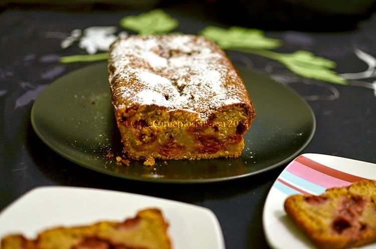 Cake de frambuesa