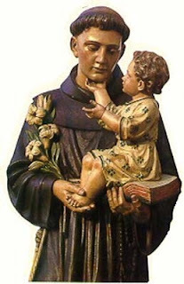 13 de junho - Santo Antonio