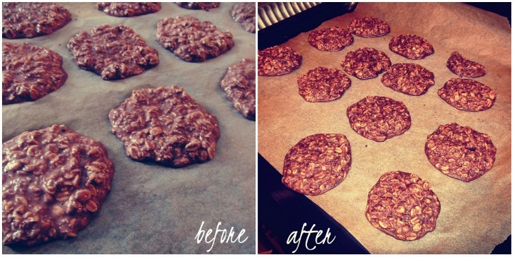 Oatmeal cookie ♥