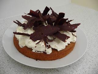 Bailey's Tipsy Cake