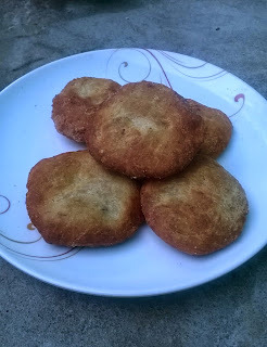 Mangalorean Bun | No Yeast Recipe | Fried Bun