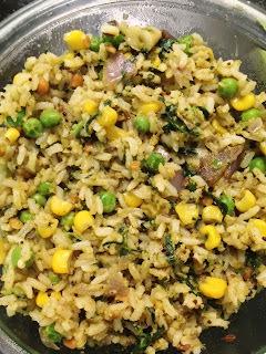 corn methi pulao sanjeev kapoor