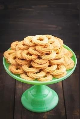buñuelos dulces al horno