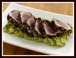 Saúde, sabor e frescor no mesmo prato - Atum bem acompanhado!