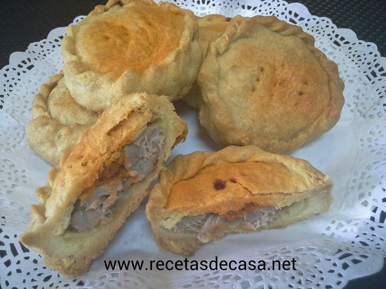 Empanadas de carne de Baleares