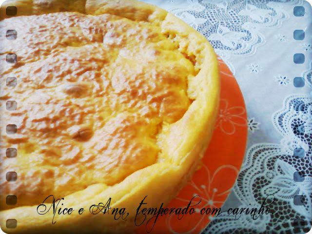 Torta de Cenoura de Liquidificador