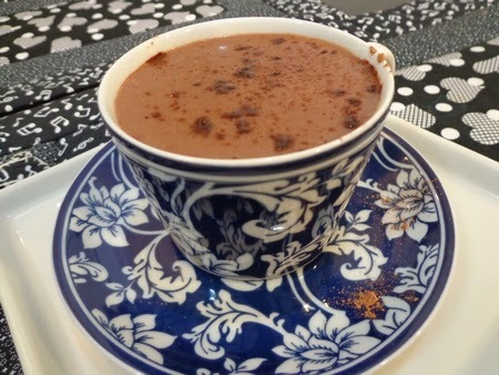 CHOCOLATE QUENTE LIGHT