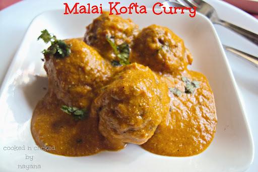 Shahi Malai Kofta ( Potluck Remake)