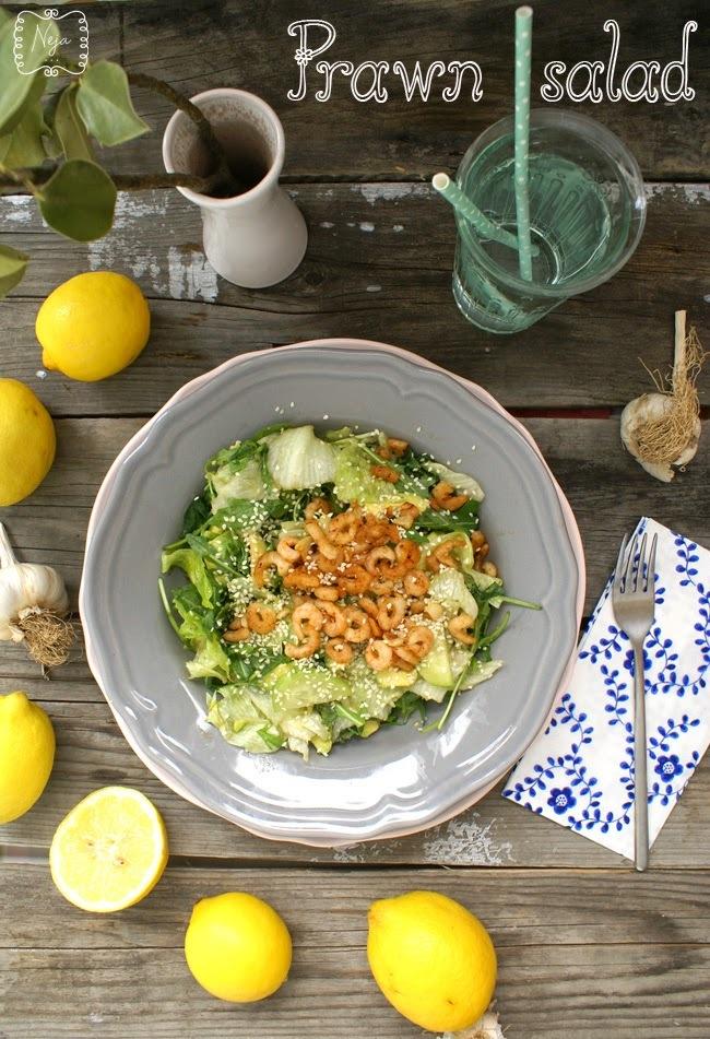 hot kumara salad