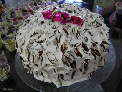 recheio de bolo de sonho de valsa e de ouro branco