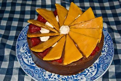 Dobostorte (Torta Dobos)