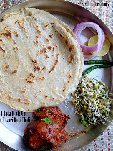 Jolada Rotti Oota (Sorghum / Jowari rotti meal) | North Karnataka Meal | ಜೋಳದ ರೊಟ್ಟಿ