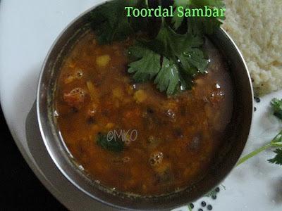 Sambar-Chettinad style