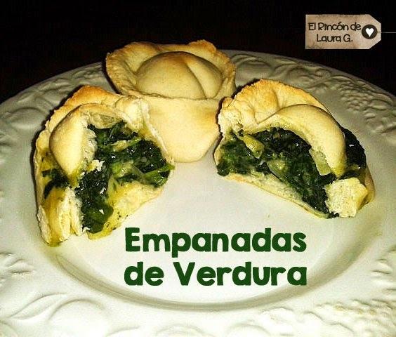 Receta de Empanadas de Verdura