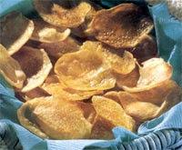 Batata Chips - Sem Óleo